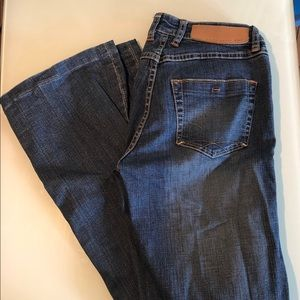 3/ $20 Woman's Christopher blue jeans